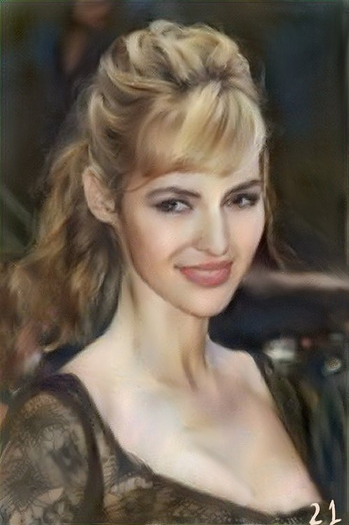 Louise Bourgoin by baudet